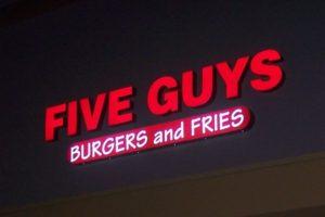 Five Guys sued for Hostile Work Environment