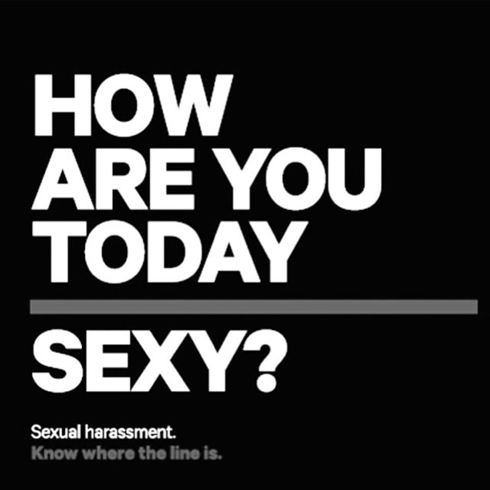 Sexual Harassment: Know the line | New York City Sexual Harassment Attorneys | Philadephia Sexual harassment Lawyers | New Jersey Sexual harassment Lawyer