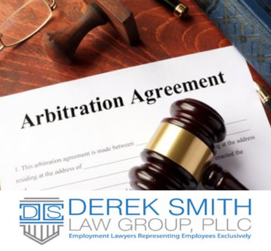 Arbitration Agreements Be Careful What You Sign Derek Smith Law