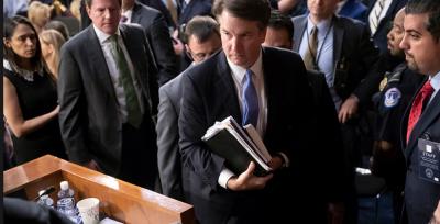 Kavanaugh: Rush to judgement… Again?
