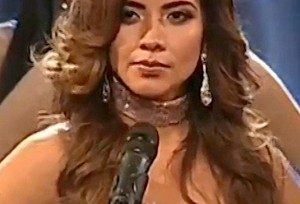 "Miss Peru's ""Measurements"""