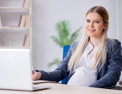 Pregnant-Employee