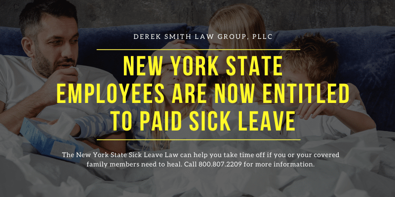 New York Paid Sick Leave Law, Wage Lawyer New York City
