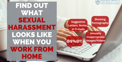 12 Ways Sexual Harassment Targets Work from Home Employees