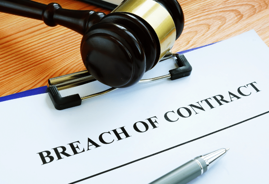 Breach-of-employment-contract