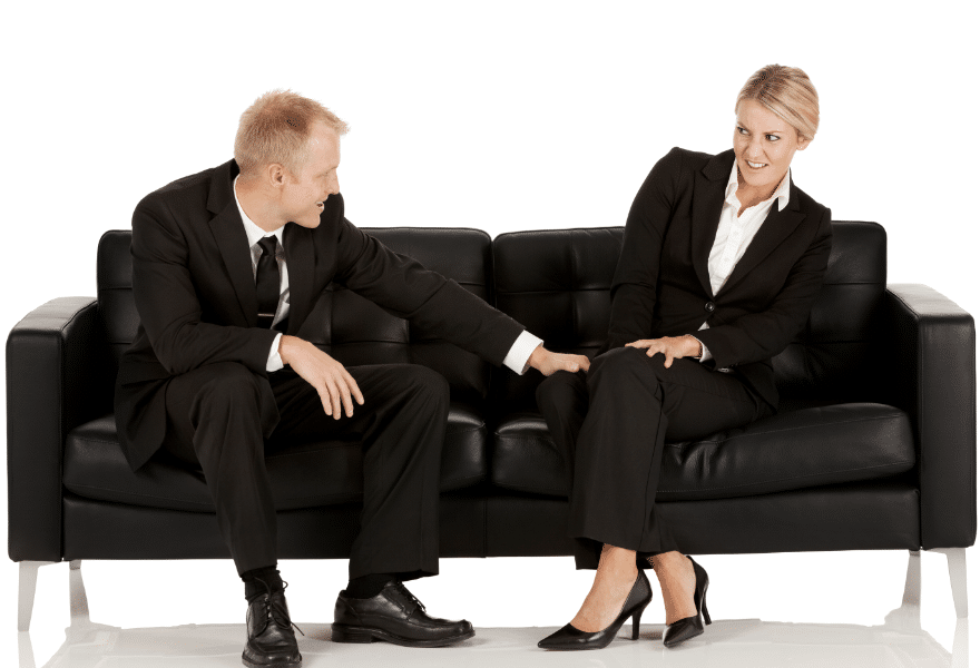 Businessman-sexually-harassing-woman