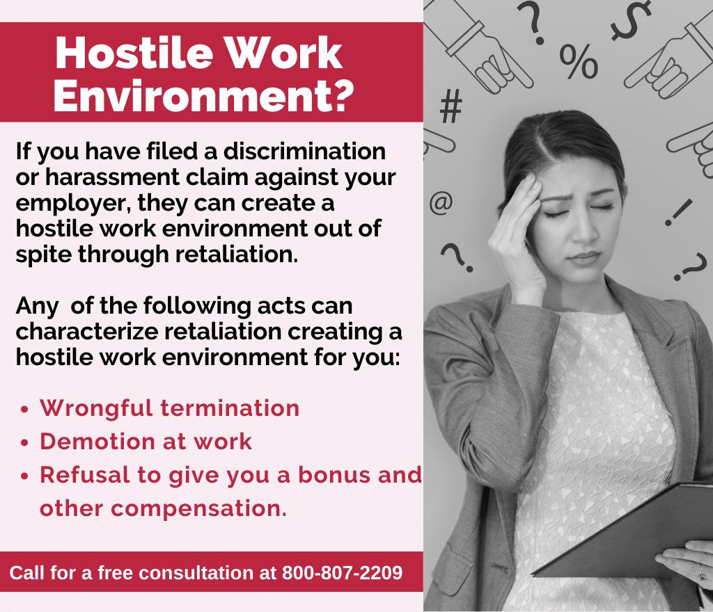 Hostile-work-enviornment