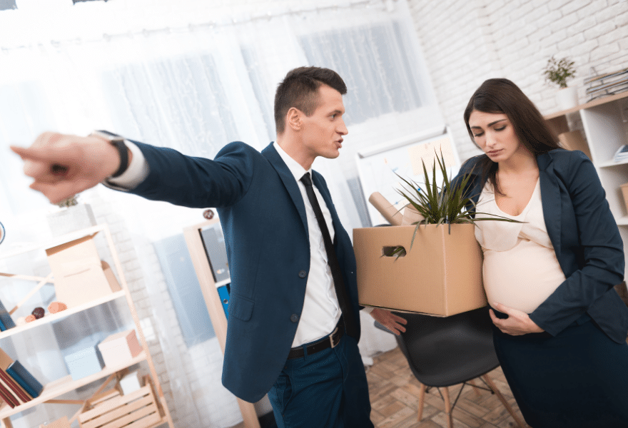 Pregnancy-Discrimination-Forced-to-Quit