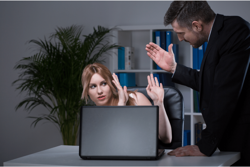 Physical-assault-Employee-and-harassment-in-office