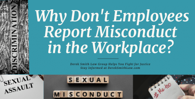 Why Don't Most Employees Report Misconduct at Work?